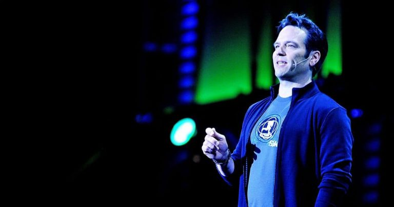 Xbox's Phil Spencer at E3