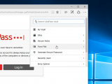 lastpass edge extension
