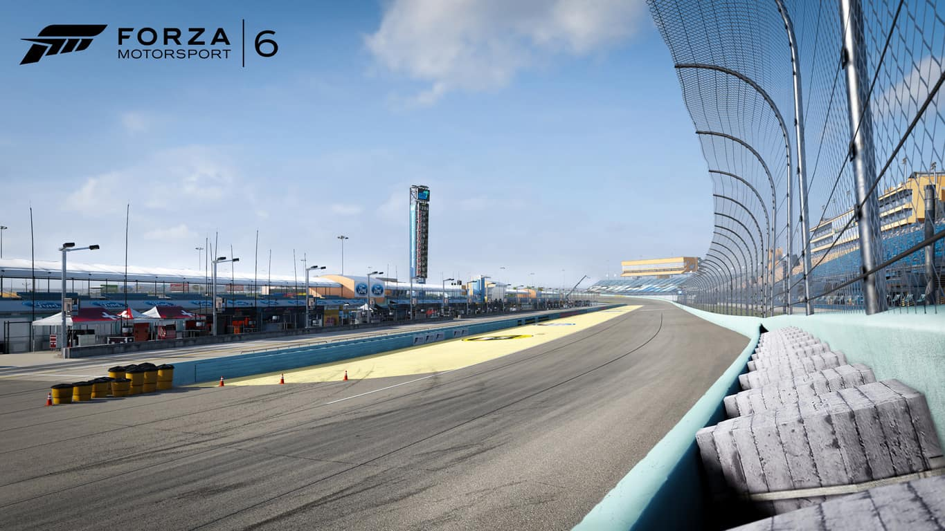 Forza Motorsport 6 NASCAR Expansion Now Available