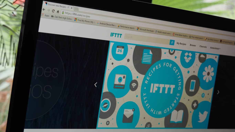 IFTTT Post Featured