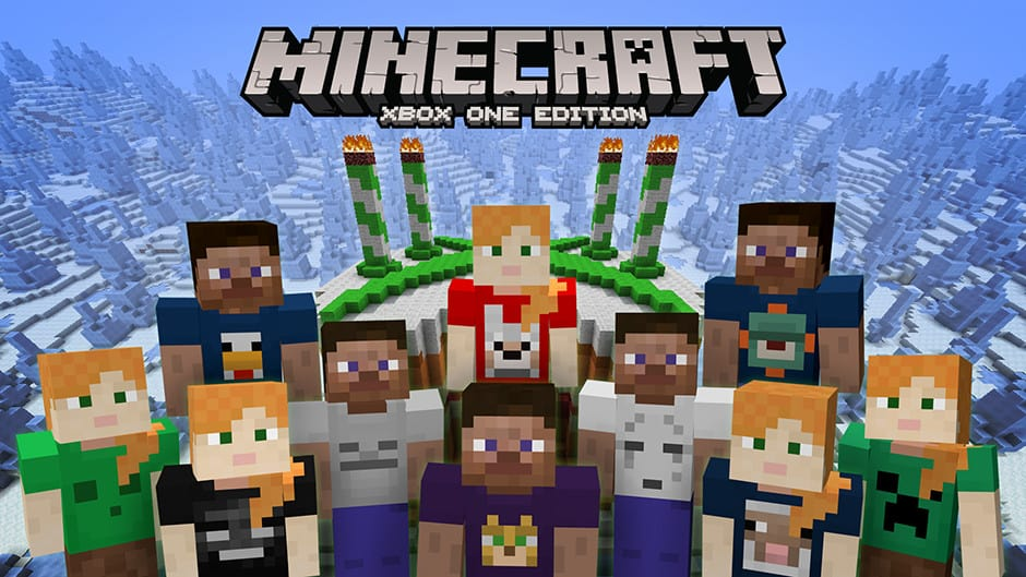 Minecraft Celebrates 4 Years On Xbox With Free Skins Onmsft Com