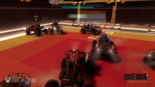 A map for Forge for Halo 5