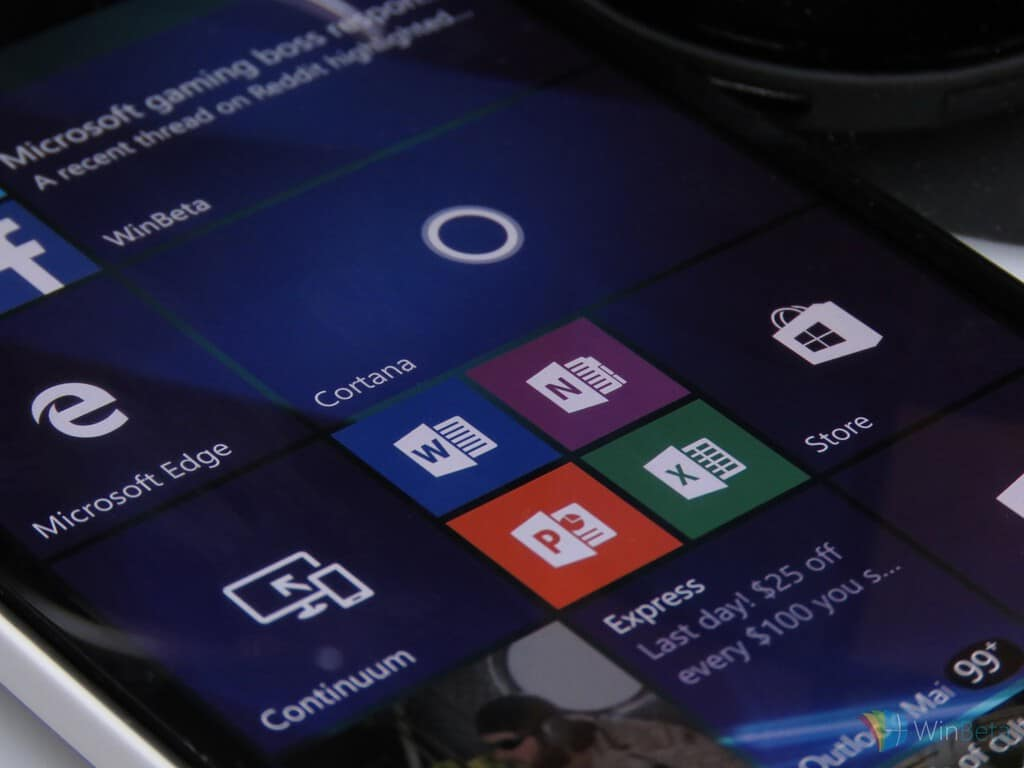 Windows 10 Mobile news recap: New cumulative update, FM Radio goes bye