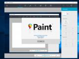 Paint, universal windows 10 app