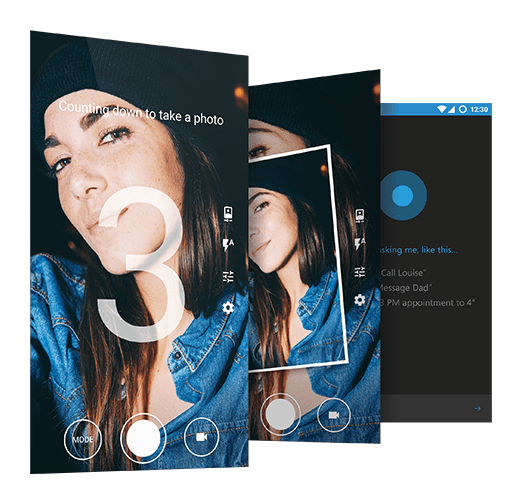 Cyanogen 13.1 Cortana Mod.