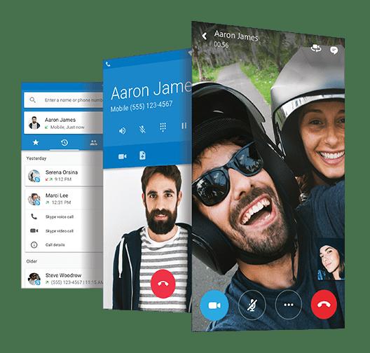 Cyanogen OS 13.1 Skype Mod.