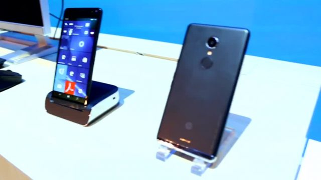 Hp elite x3 w10m phone shown off at computex - onmsft. Com - june 2, 2016