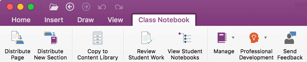 Onenote class notebook released for onenote 2016 for mac - onmsft. Com - june 13, 2016