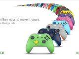 New xbox one s customizable controller can now be ordered from the xbox design lab - onmsft. Com - june 14, 2016