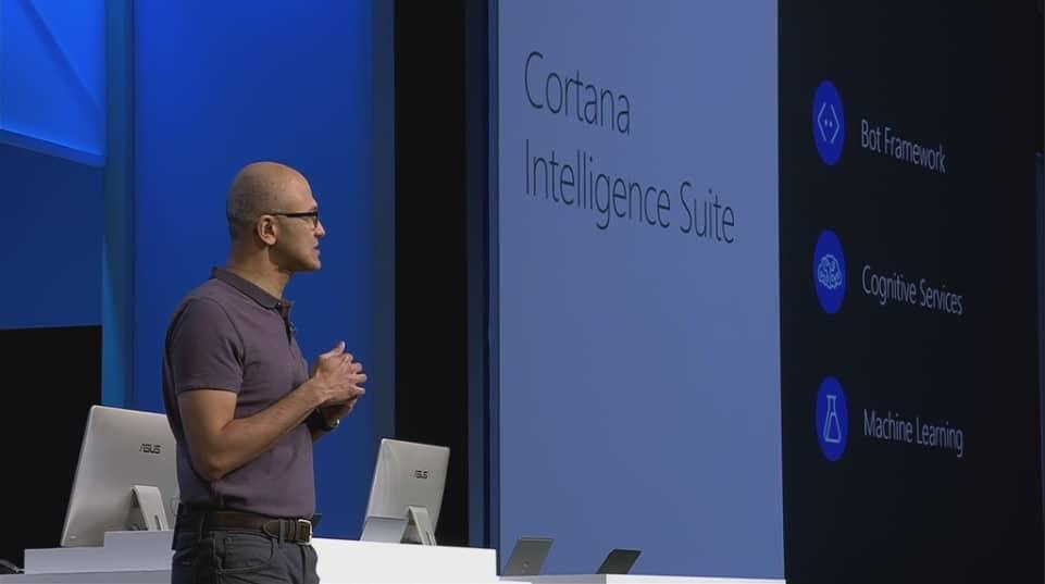 Cortana intelligence
