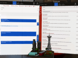 Outlook mail and calendar app looks awesome running on hololens - onmsft. Com - june 2, 2016