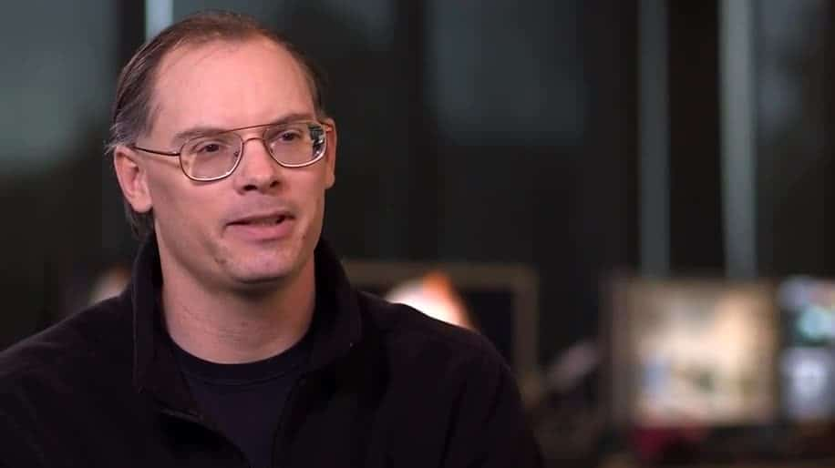 Tim Sweeney image via asianvideogameshop.blogspot.com