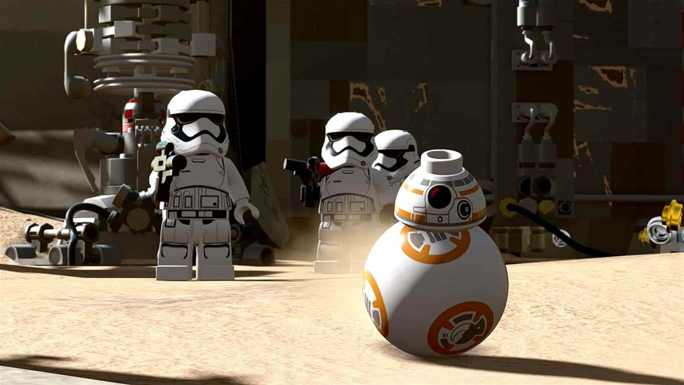 legostarwars Top 5 LEGO video games on the Xbox One