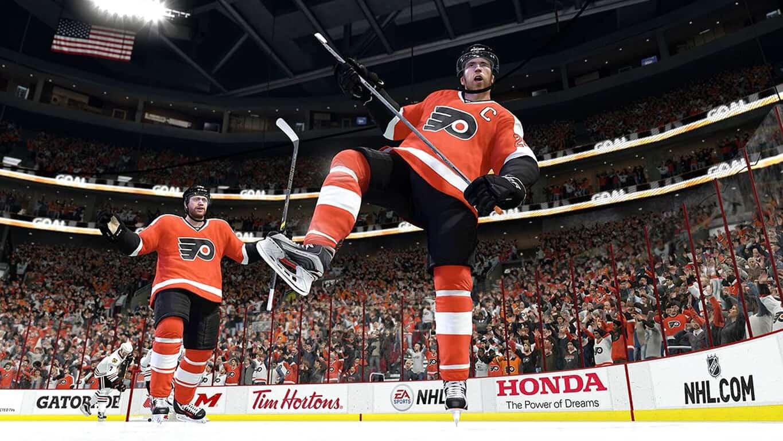 EA SPORTS NHL 17 on Xbox One