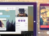 Viber universal windows 10 app leaving beta, now officially in the windows store - onmsft. Com - july 20, 2016