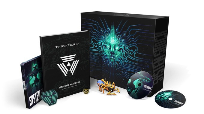 Indie game system shock for xbox one getting close to hitting kickstarter goal - onmsft. Com - july 4, 2016