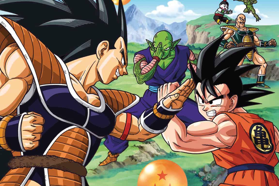 Dragon Ball Z Season One