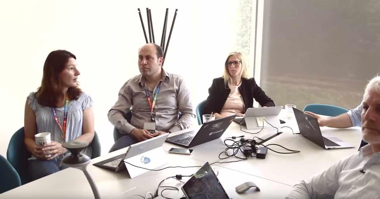 Microsoft Development Center Lyngby Denmark