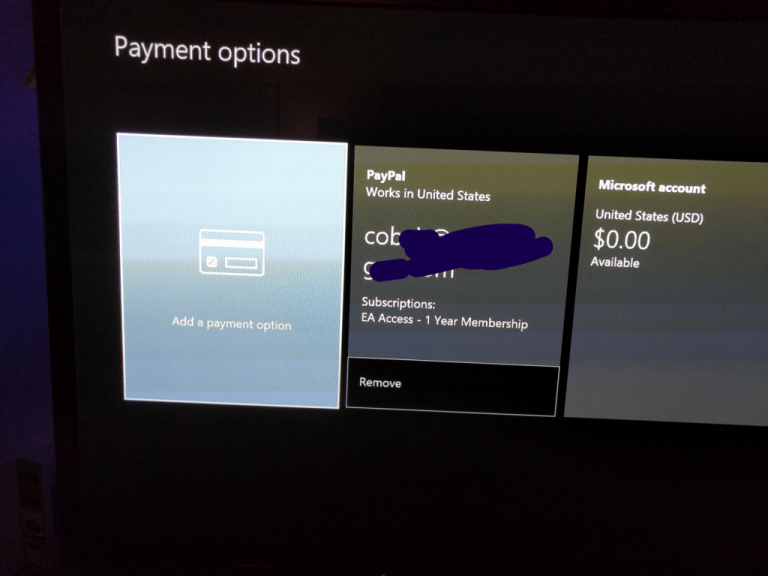 Latest xbox one preview update brings mobile carrier payment options - onmsft. Com - july 15, 2016