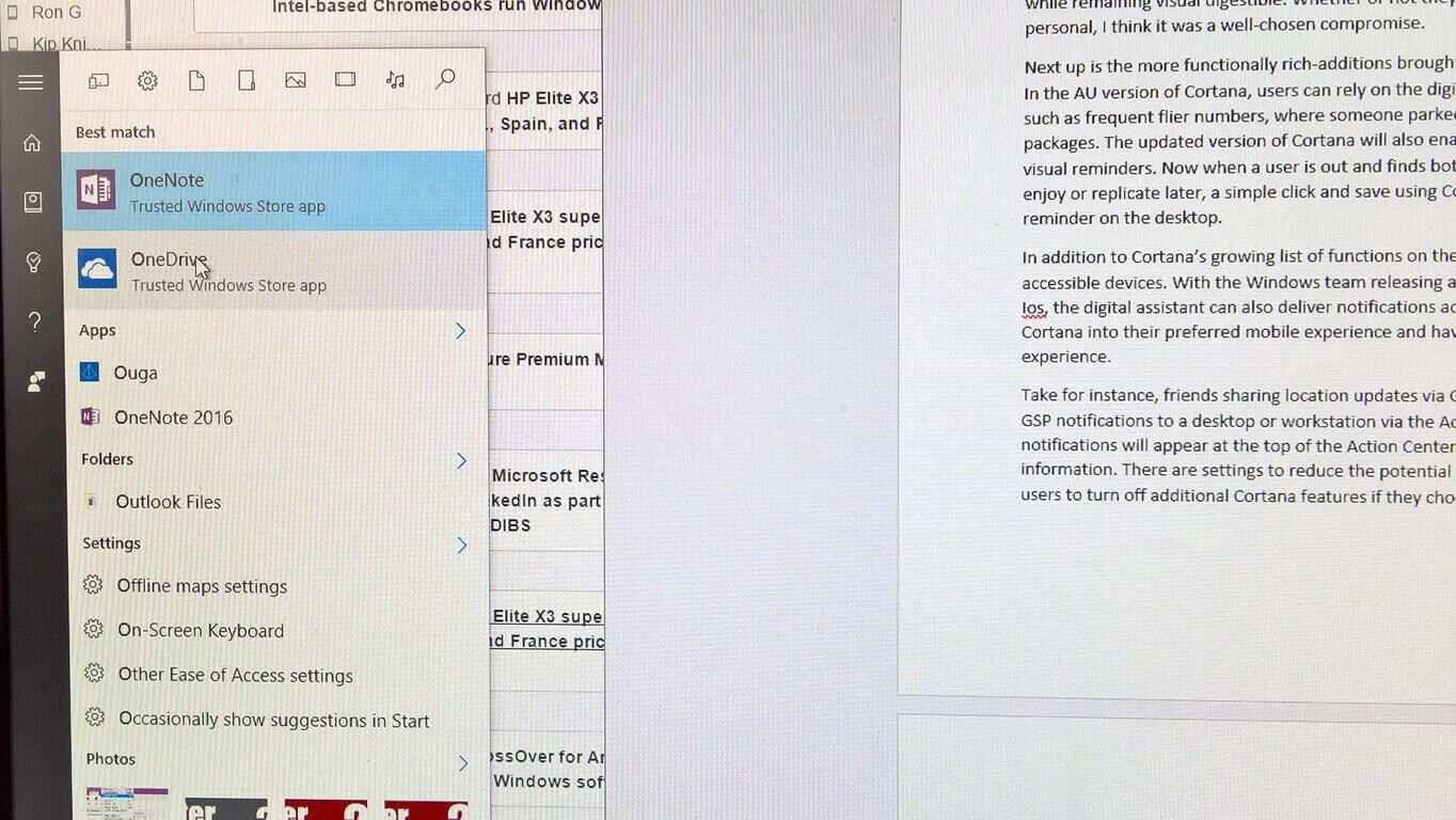 Windows 10 anniversary update: what's new with cortana - onmsft. Com - august 1, 2016