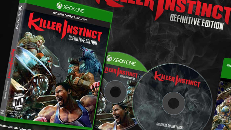 Killer Instinct: Definitive Edition on Xbox One