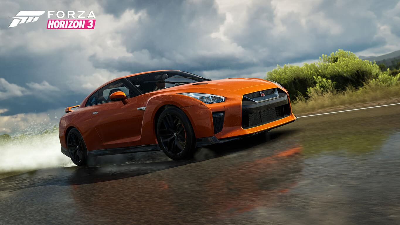 Forza Horizon 3, Garage, Forza