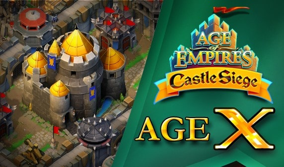 Age of empires: castle siege to get age 10