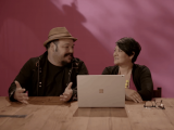 Microsoft aims latest surface book ad at hispanic market - onmsft. Com - august 1, 2016