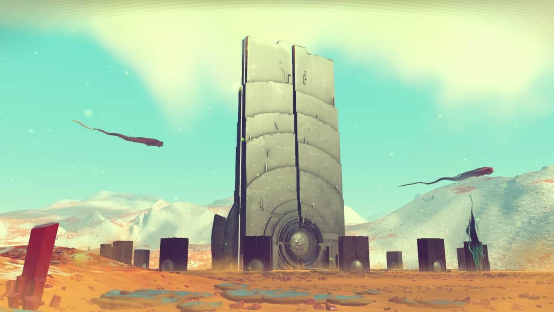 No Man's Sky on Xbox One