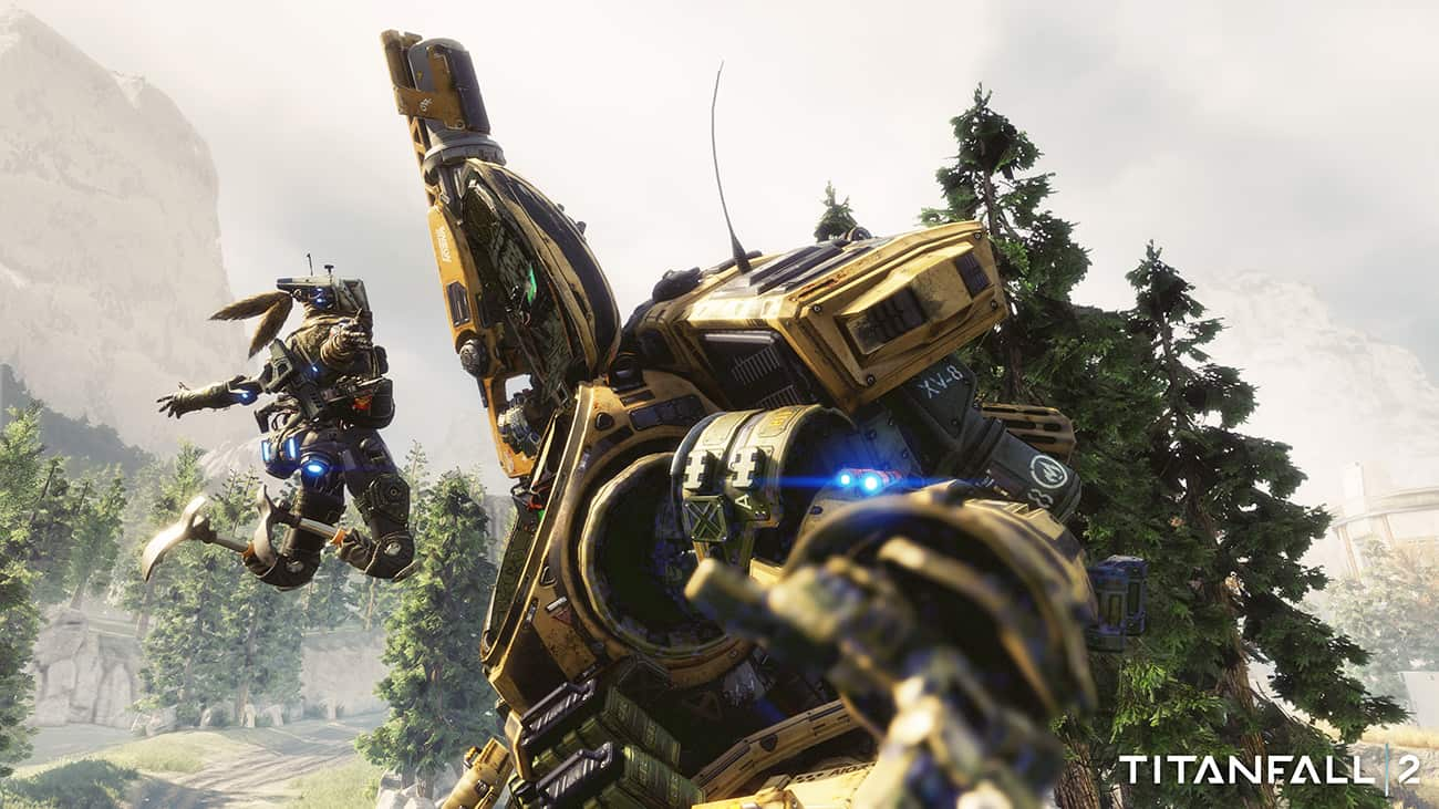 Respawn keeps PC players out of tech trial, wants Titanfall 2 single player secrets under wraps until launch