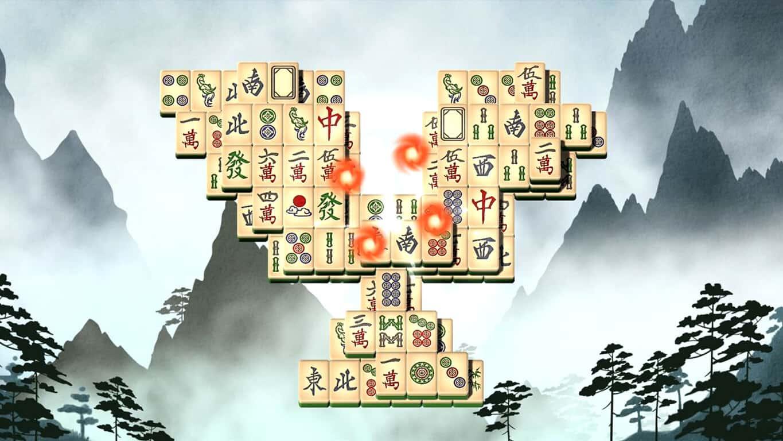 Mahjong on Xbox One