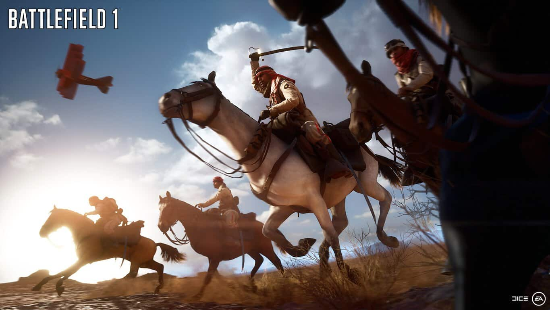 Battlefield 1 on Xbox One