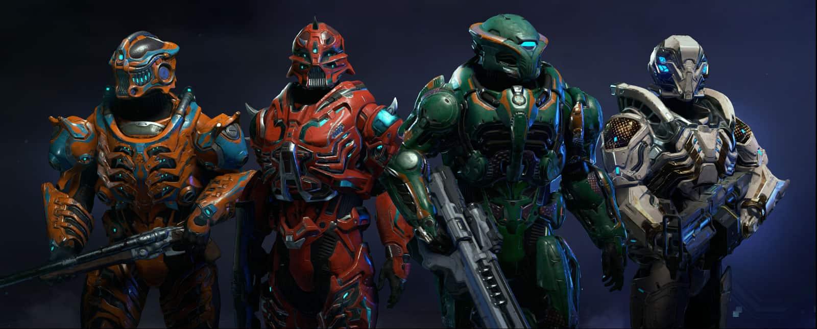 New DLC for Doom, Unto the Evil, released
