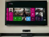 Xbox One Console and TV