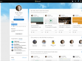 Office 365 receives a number of enhancements for better connectivity at ignite 2016, including new delve app for windows 10 - onmsft. Com - september 26, 2016