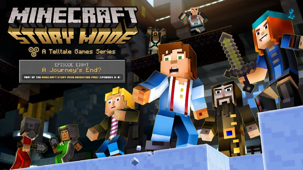 A journey's end, the final minecraft story mode episode to roll out on september 13th - onmsft. Com - september 7, 2016