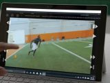 New surface pro 4 spots feature nfl scout, taking aim at apple, again - onmsft. Com - september 9, 2016
