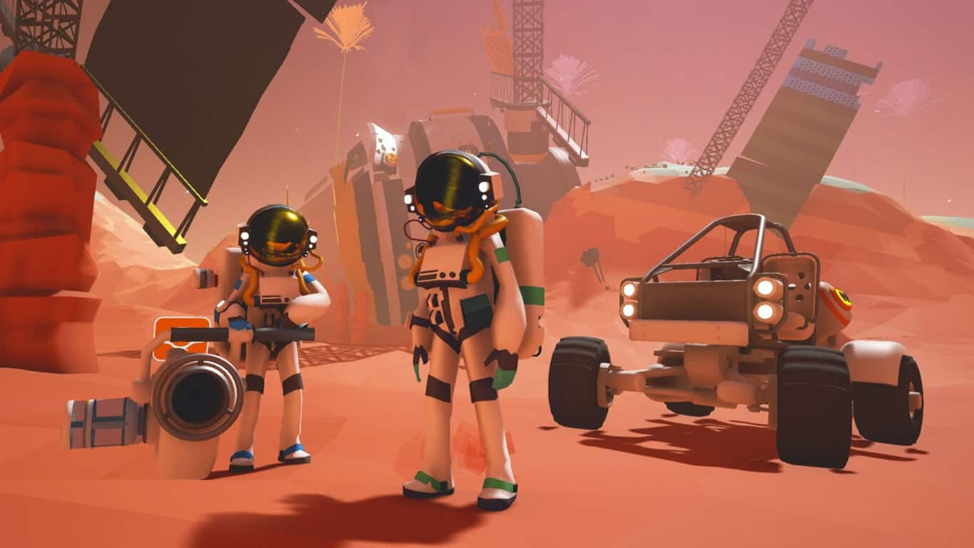Astroneer on Xbox One