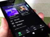 Spotify on Windows phone