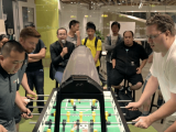 Microsoft vancouver invites local startups to first annual tech foosball championship - onmsft. Com - september 1, 2016
