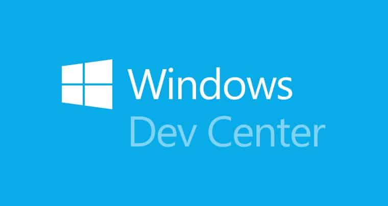Dev center. Windows, windows 10