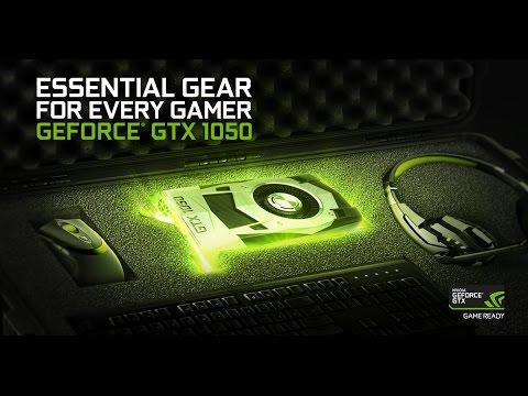 VR Ready NVIDIA GTX 1050