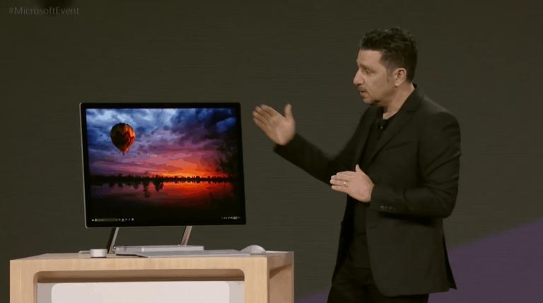 Microsoft announces the Surface Studio OnMSFT.com October 26, 2016