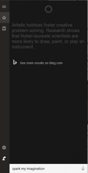 Microsoft, Cortana, October 26