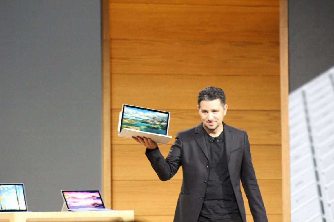 Surface Book Panos Panay