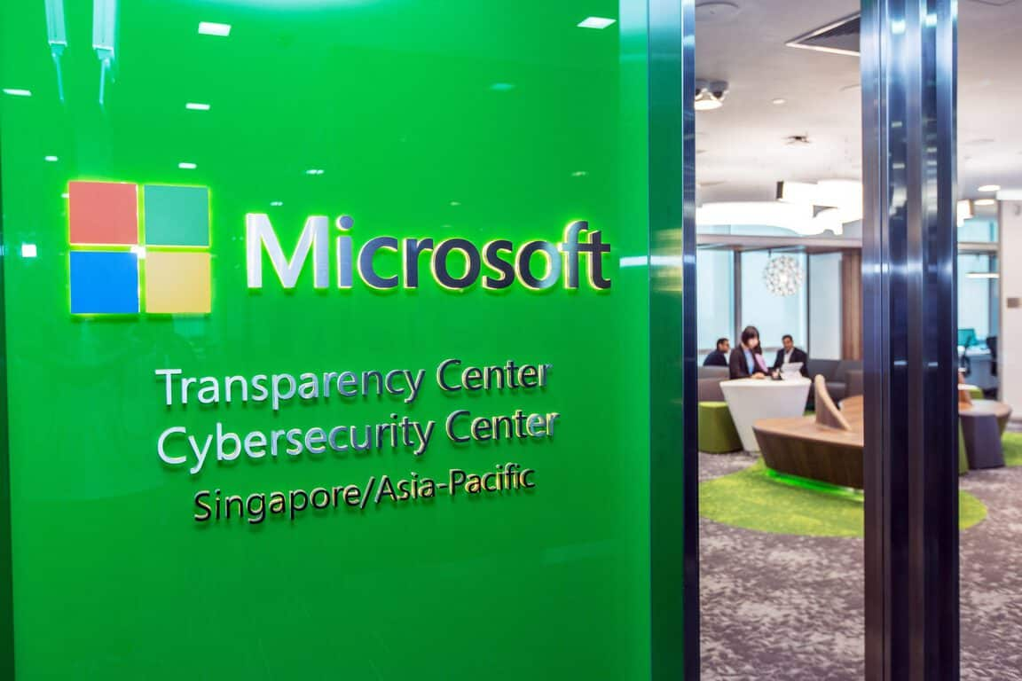 Microsoft, Security, Singapore