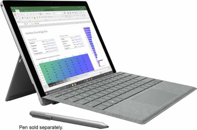 Surface Pro 4 at Best Buy
