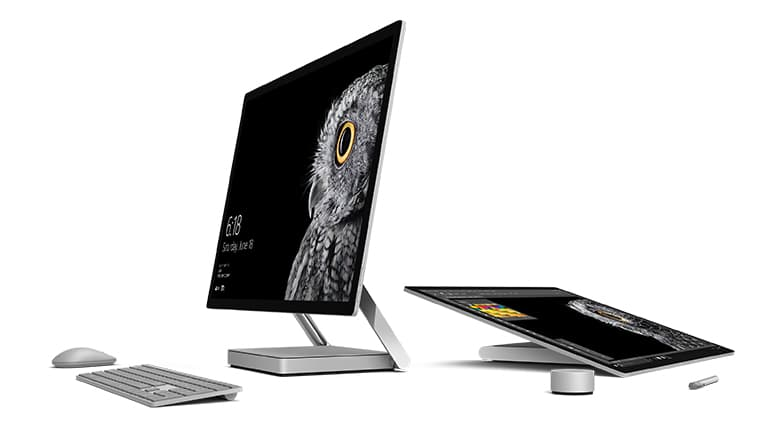 Microsoft Surface Studio and Accessories