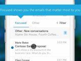 Focused Inbox in Microsoft Outlook email