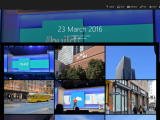 Microsoft introduces some neat ui changes in the latest update to the photos app - onmsft. Com - october 6, 2016